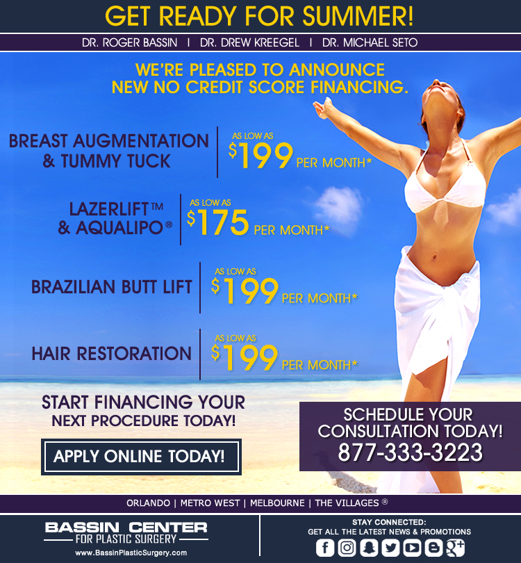 Breast augmentation financing any credit
