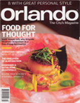Orlando Magazine Featuring Doctor Roger Bassin