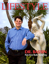 Roger Bassin, M.D. In Lifestyle Magazine