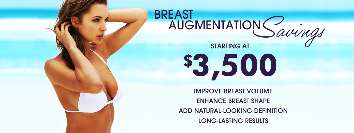 Breast Augmentation Savings