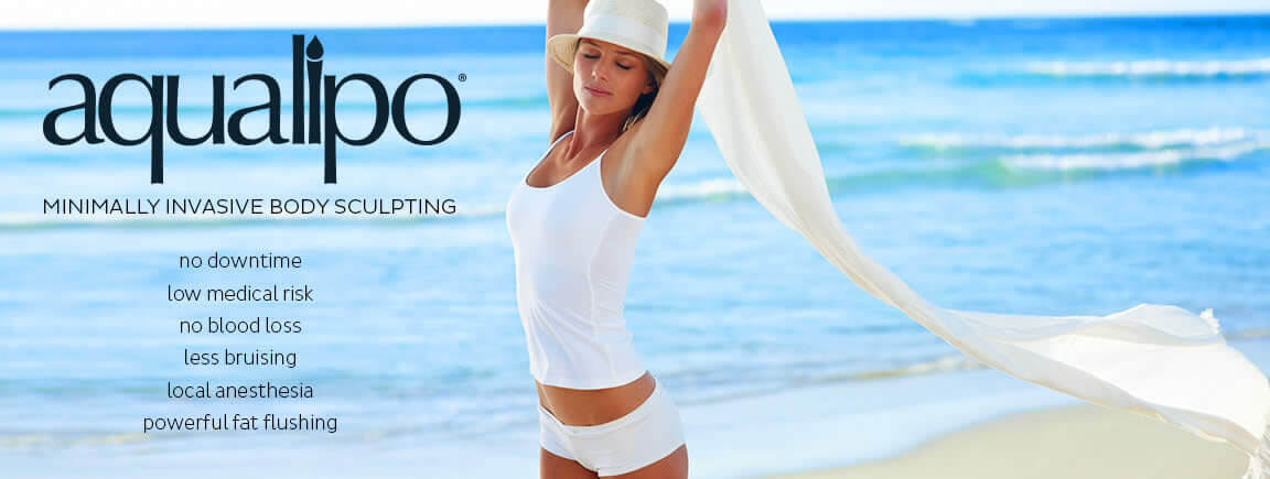 Aqualipo® Minimally Invasive Body Sculpting.
